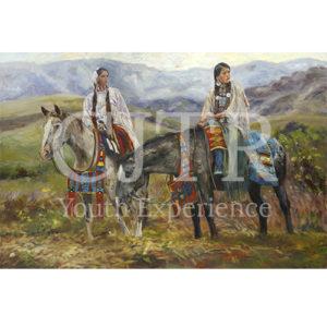 Nez Perce Women